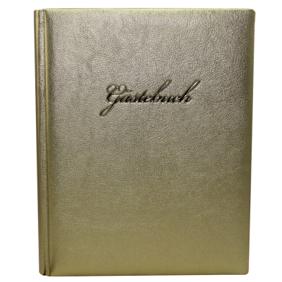 Guestbook Gold