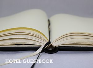 Hotes Guestbooks