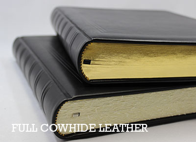 Full Cowhide Leather