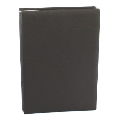 Signature Folder Buffalo Leather - Vera Donna