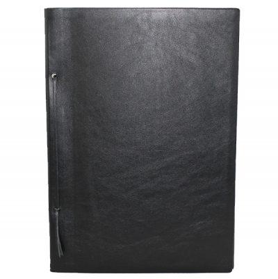 Business Folder in Black