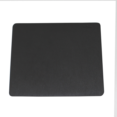 Desk Pad Buffalo Leather Black