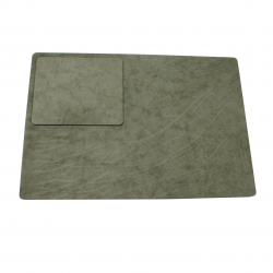 Desk Pad Nappa Leather Sauvage