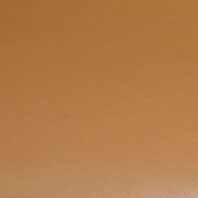 Signature Folder made of Smooth Full Grain Leather in Cognac - Vera Donna