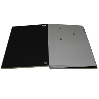 Signature Folder Nappa Leather Sauvage - Vera Donna