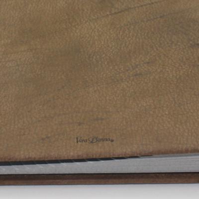 Signature Folder made of Water Bufalo Leather - Vera Donna