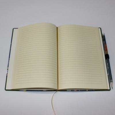 Notebook Peter Pan with Bookbinding Linen
