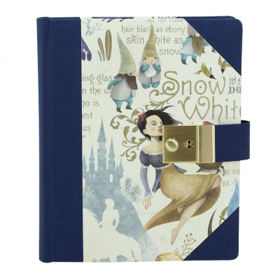 Diary Snow White with a Lock